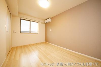 【洋室】コーポ・エテルナ5 A