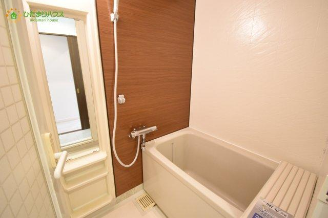 【浴室】レクセル東大宮