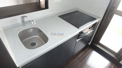 【キッチン】アルグラッド鷺洲公園