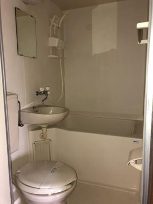 【浴室】パーシモン国立