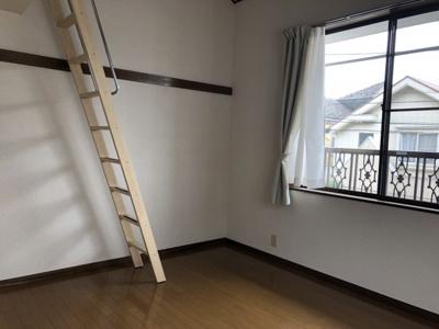 画像は2階のお部屋です