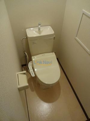 【トイレ】クレセール阿波座