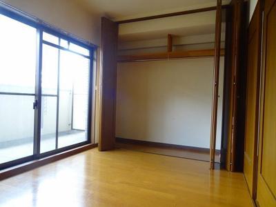 【寝室】アルグラッド新福島
