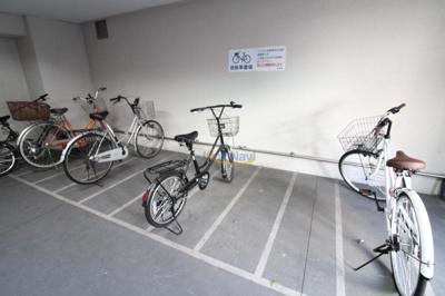 【駐車場】アルグラッド新福島