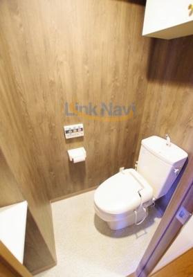 【トイレ】アルグラッド新福島