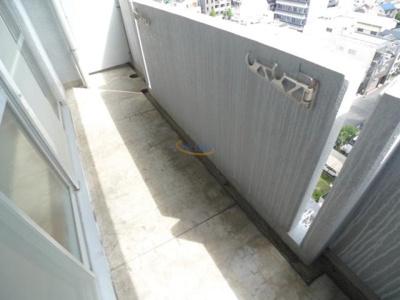 【バルコニー】阪神ハイグレードマンション5番館