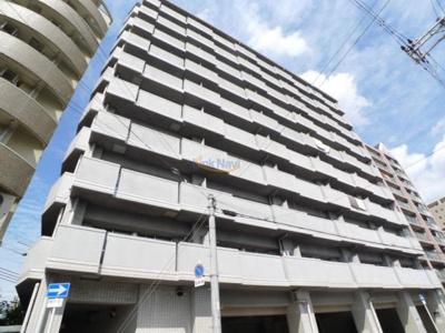 【外観】阪神ハイグレードマンション5番館