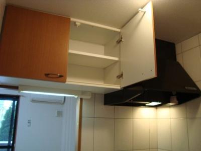 キッチン吊収納