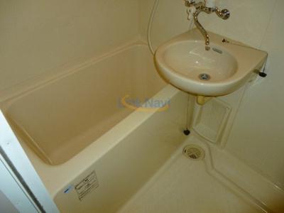 【浴室】ル・シェル福島