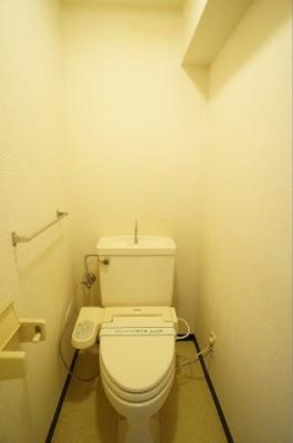 【トイレ】ライオンズマンション戸田第2