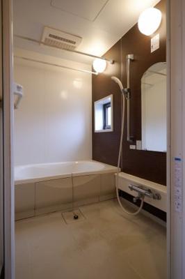 【浴室】【シャーメゾン】カーサフロレラ