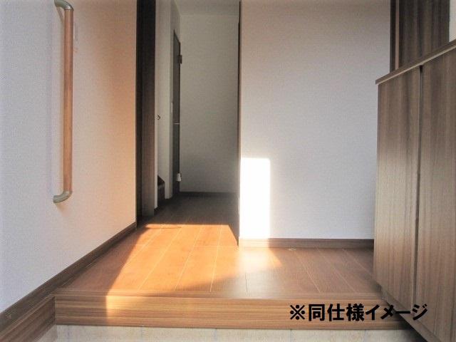【内観:施工例】大和高田市南本町 新築(全2棟)2号棟
