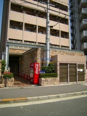 【エントランス】エステムコート梅田茶屋町デュアルスペース