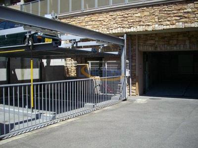 【駐車場】エステムコート梅田茶屋町デュアルスペース