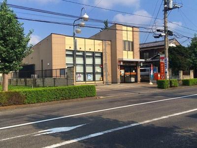 大泉吉田郵便局まで1300m