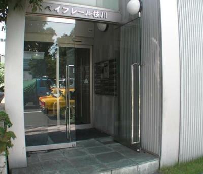 【エントランス】ベイフレール枝川