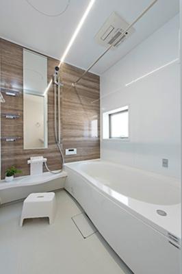 ※写真はお風呂の完成イメージです。