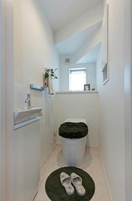 ※写真はトイレの完成イメージです。