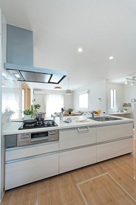 ※写真はキッチンの完成イメージです。