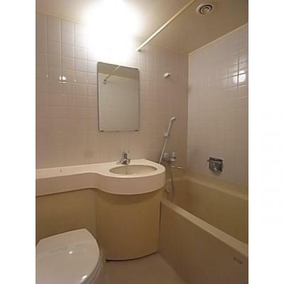 【浴室】ローレルフラット(ローレルフラット)
