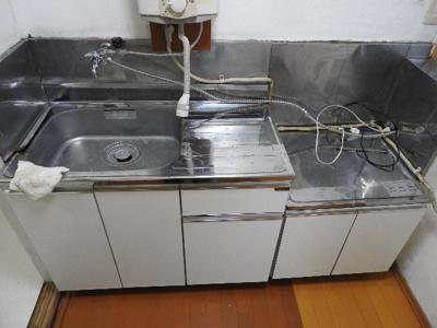 【キッチン】第1鈴木荘
