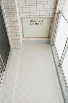 【バルコニー】スカイコートパレス駒沢大学