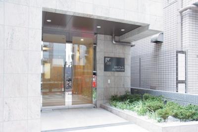 【セキュリティ】スカイコートパレス駒沢大学