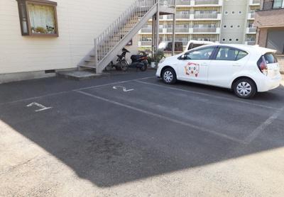 【駐車場】メゾニティK