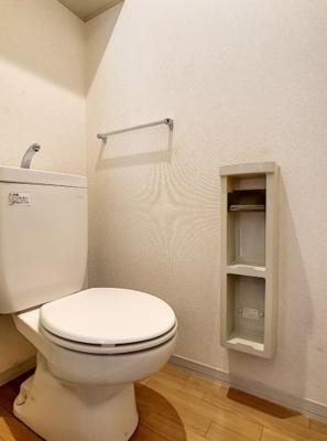 【トイレ】シャーメゾン西山