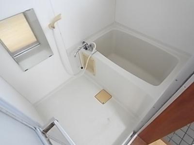 【浴室】そが野ハイツ