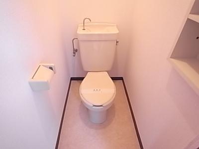 【トイレ】そが野ハイツ