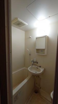 【浴室】スカイコート高田馬場第5