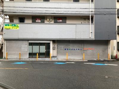【外観】古川町貸店舗