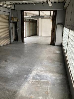 【内装】古川町貸店舗