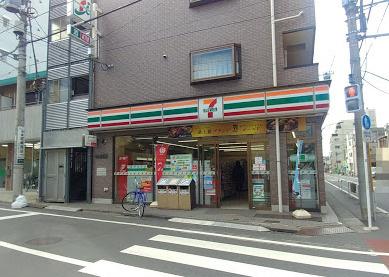 セブン-イレブン 新宿西落合1丁目店