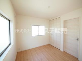 2階居室施工例