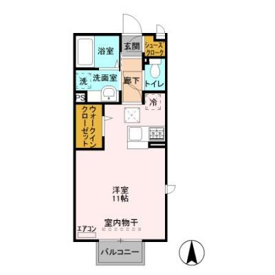 【区画図】プランドールTOYOSHIMA Ⅱ