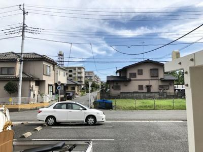 【展望】利根川ハイツA棟