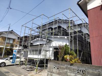 【外観】鳥取市浜坂東1丁目中古戸建