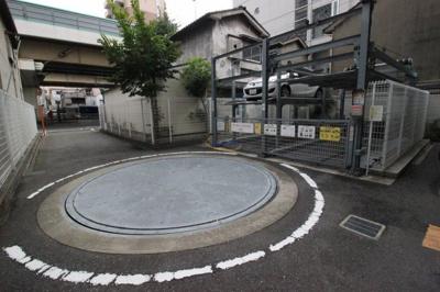 【駐車場】グランカーサ梅田北