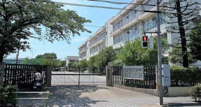板橋区立高島第一中学校