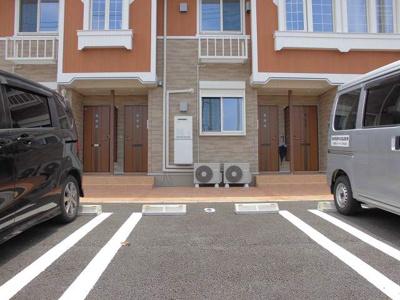 【駐車場】ミルポワⅡ