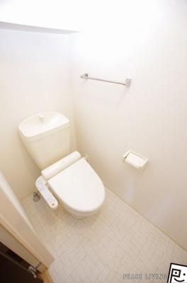 【トイレ】ホワイトバードIIA棟