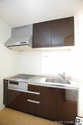 【キッチン】ホワイトバードIIA棟