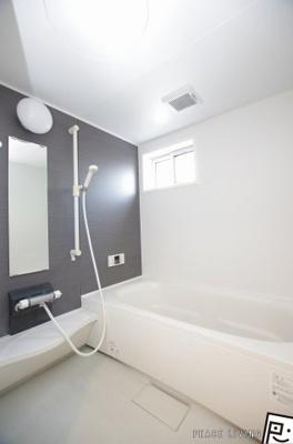 【浴室】ホワイトバードIIA棟