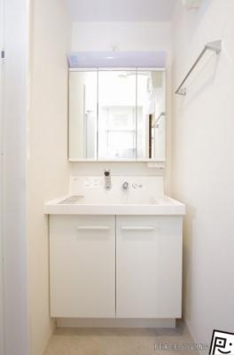 【独立洗面台】ホワイトバードIIA棟