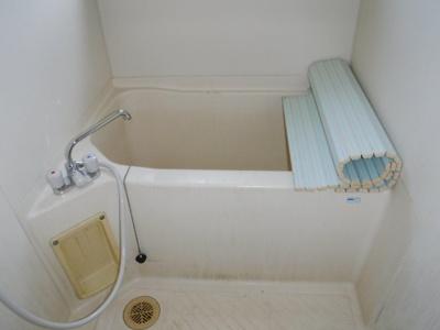 【浴室】キャッスル岸Ⅱ