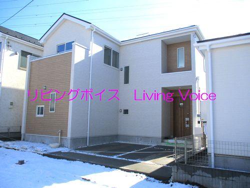 施工例 【仲介手数料0円】平塚市長持8期 新築一戸建て 全3棟