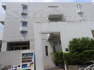 【外観パース】ビバハウスレディースマンション