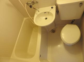 【トイレ】ビバハウスレディースマンション